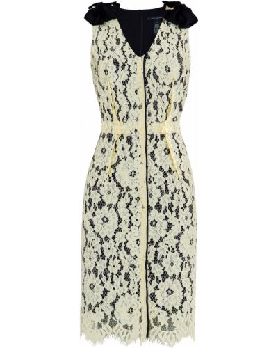 Платье миди облегающее на молнии Marc Jacobs