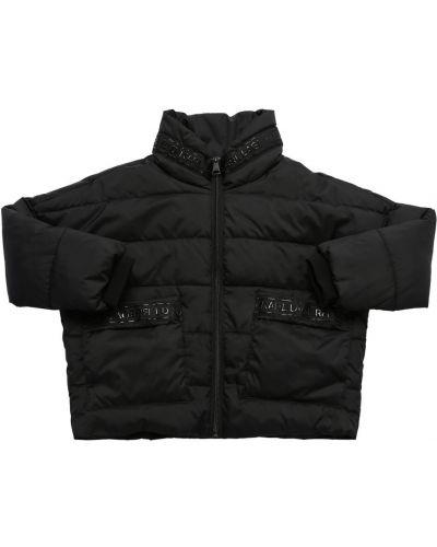Дутая куртка - черная Karl Lagerfeld