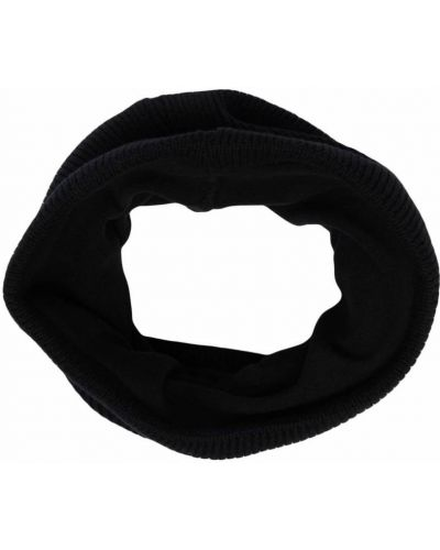 Komin bawełniany - czarny Boss Kidswear