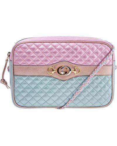 Маленькая сумка кожаный сумка-мешок Gucci
