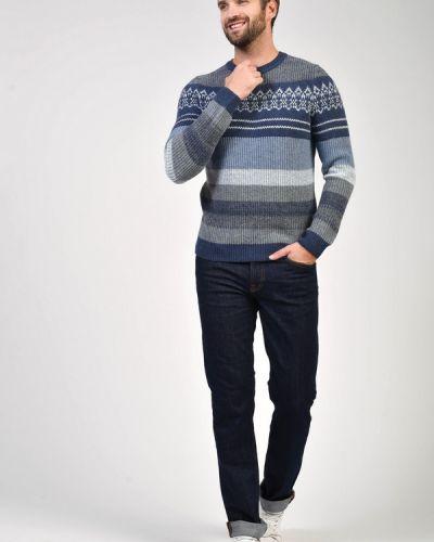 Хлопковые синие джинсы классические Daniel Hechter
