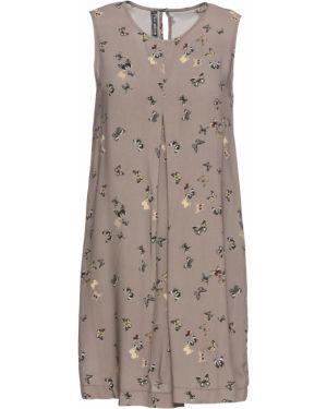 Платье мини с вырезом с бабочками Bonprix