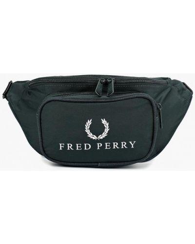 Поясная сумка хлопковая Fred Perry