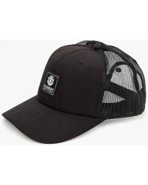 Бейсболка черная Element