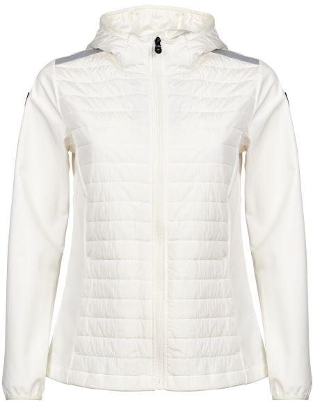 Белая куртка с подкладкой на молнии Cmp