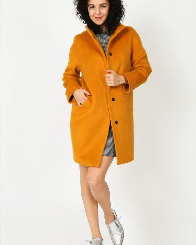 Пальто кокон шерстяное Glam Casual