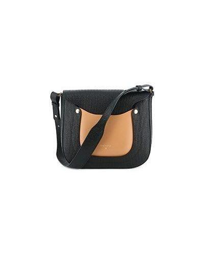 Черная сумка Patrizia Pepe