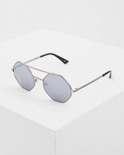 Солнцезащитные очки 2019 прямоугольные Mcq Alexander Mcqueen