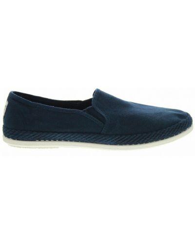 Niebieskie sneakersy Victoria