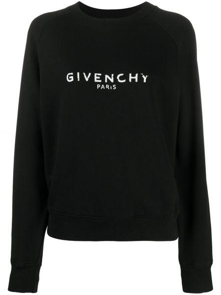 Bluza z logo Givenchy