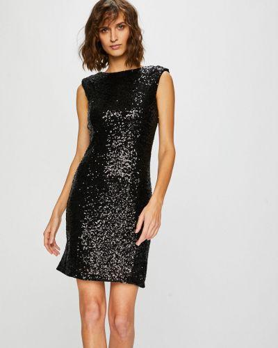 Облегающее платье однотонное с пайетками Vero Moda