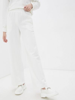 Белые спортивные брюки Lorani