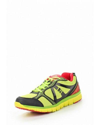 Желтые кроссовки Beppi