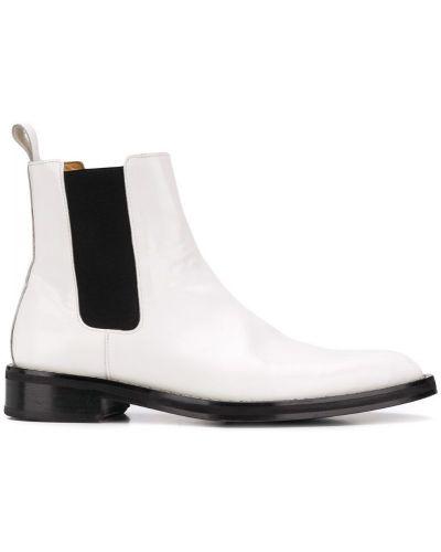 Ботинки челси белый Ami Alexandre Mattiussi