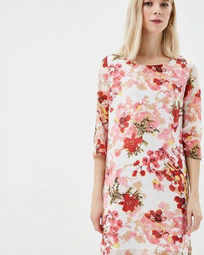 Платье весеннее розовое Sweet Miss