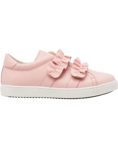 Слипоны розовый Il Gufo