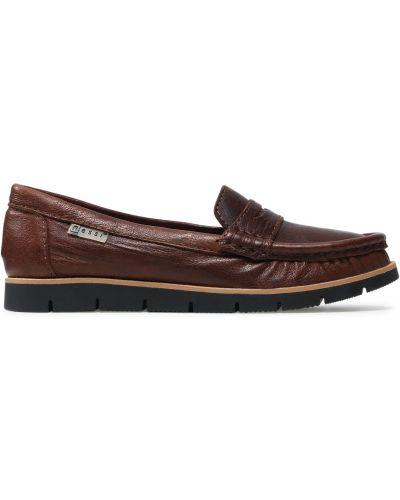 Туфли - коричневые Nessi
