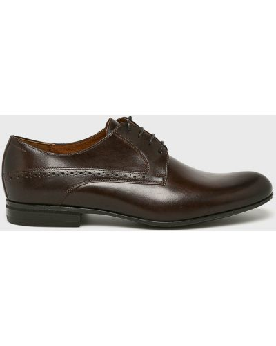 Коричневые туфли Conhpol