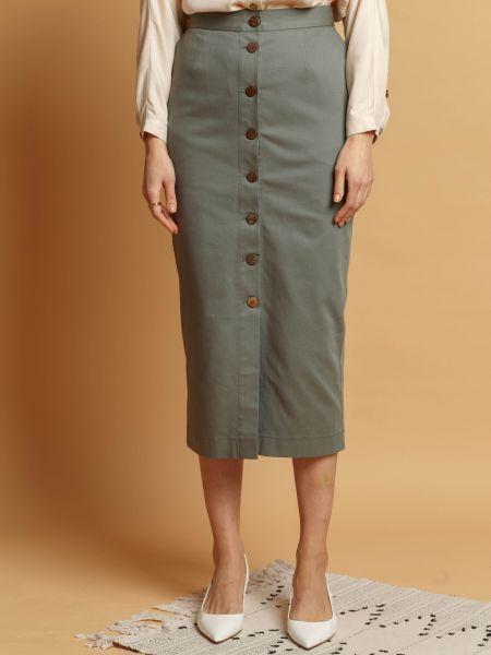 Текстильная юбка Insideu