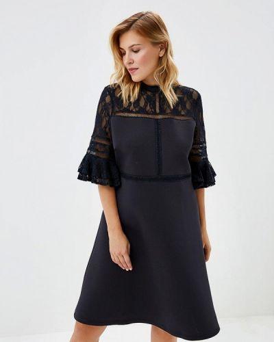 Вечернее платье осеннее Lost Ink Plus