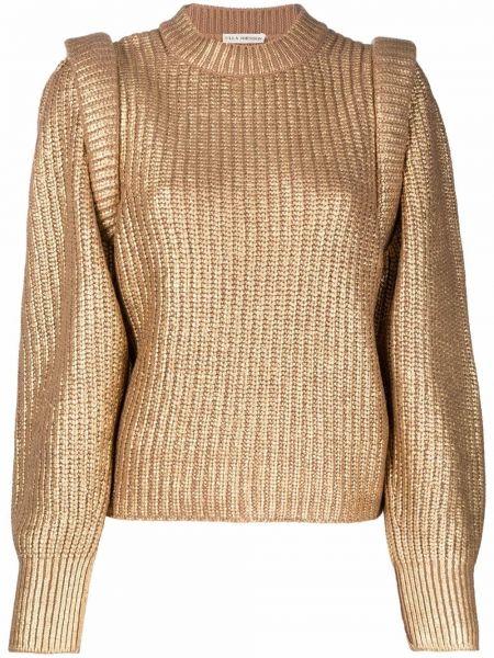 Кашемировый свитер - коричневый Ulla Johnson
