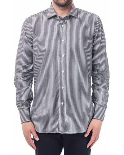 Рубашка серая Balmain