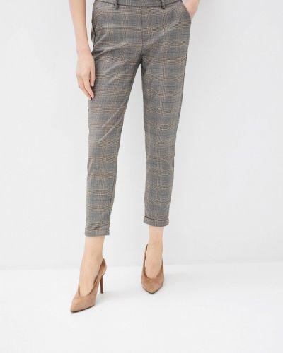 Повседневные коричневые брюки Zabaione