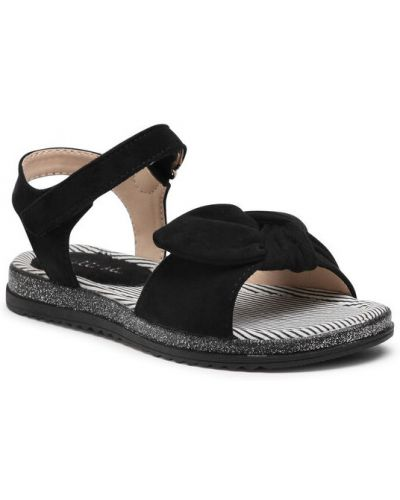 Czarne sandały Nelli Blu