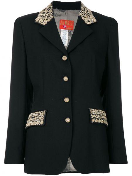 Черная куртка Kenzo Pre-owned