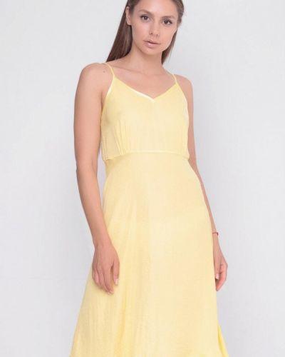 Желтый сарафан Sfn