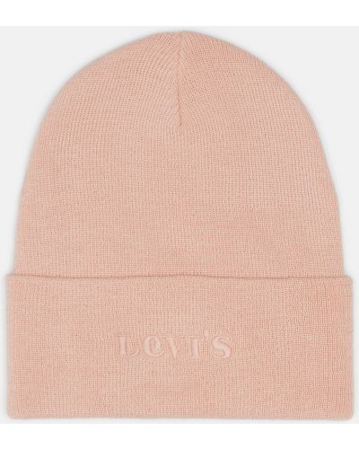Шапка винтажная - розовая Levi's®