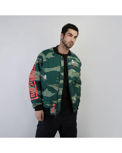 Куртка зеленый Jordan