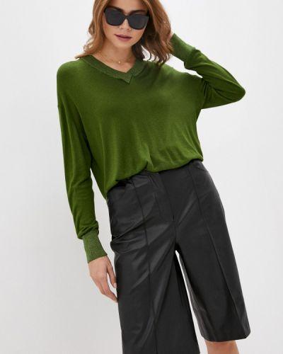 Пуловер - зеленый Soaked In Luxury