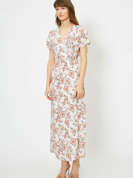 Платье прямое весеннее Koton