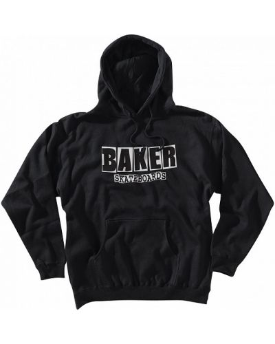 Черный пуловер Baker