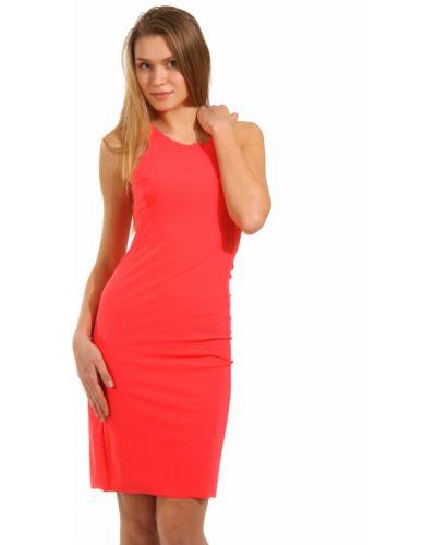 Розовое платье весеннее Patrizia Pepe