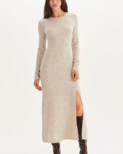 Платье макси с длинными рукавами Love Republic