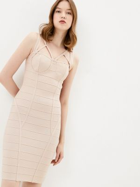 Розовое платье Soky & Soka