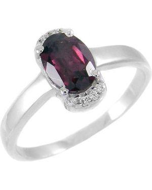 Кольцо из серебра Evora