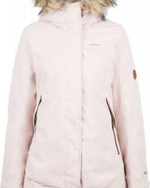 Утепленная куртка дорожный коричневая Merrell