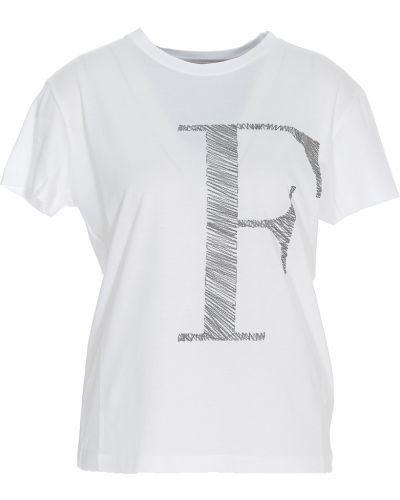 Biała t-shirt Fabiana Filippi