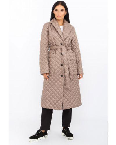 Стеганое пальто Lari