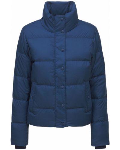 Синяя куртка на кнопках Patagonia