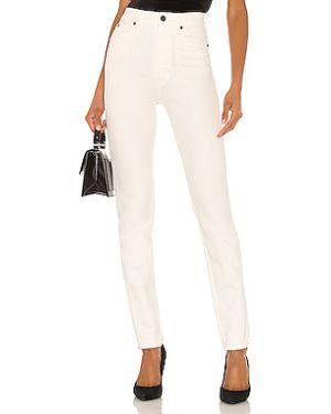 Прямые джинсы с карманами на пуговицах с пайетками Slvrlake