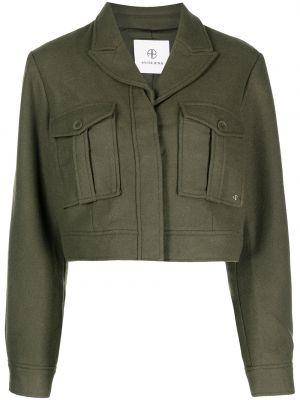 Длинная куртка - зеленая Anine Bing