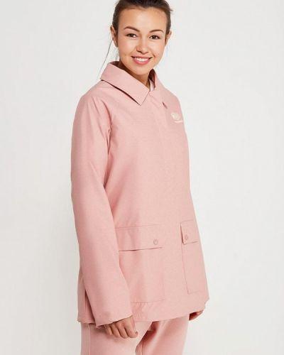 Розовая куртка Reebok Classics