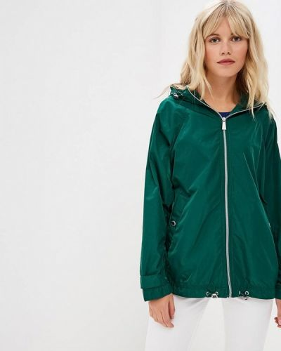 Куртка весенняя зеленая S.oliver