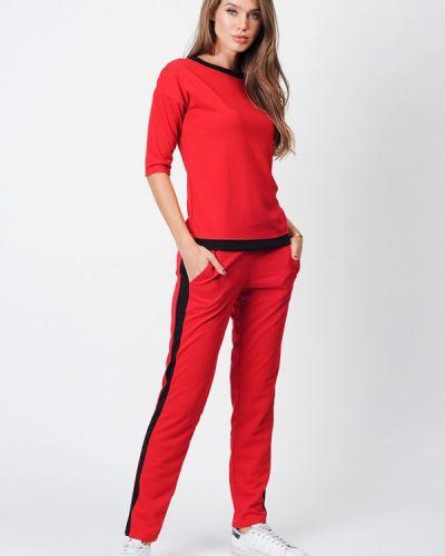 Спортивный костюм красный Margo