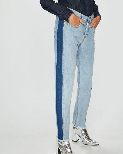 Джинсы бойфренды на пуговицах с карманами Roxy