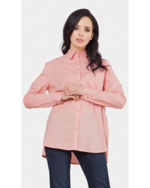 Розовая рубашка Mr520